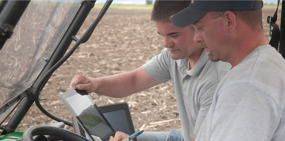 Our Precision Farming Team
